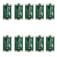 10Pcs*R14P  C Size  280min Carbon-Zinc(super heavy duty) Dry  Battery for camera,radio,toy etc