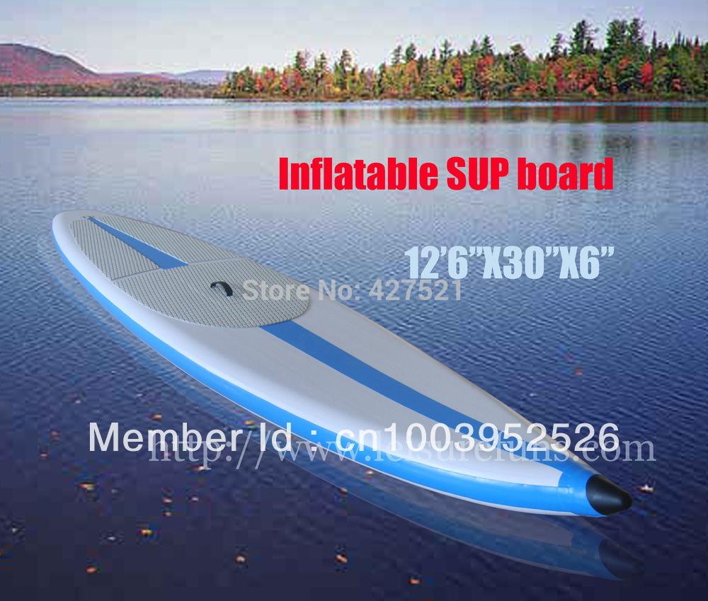 "12'6"" inflatable racing board, paddle board(China (Mainland))"