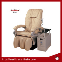 Hot Sale Coin Operated Massage Chair DLK-H005T, Vending Massage Chair / Paper money operated massage chair