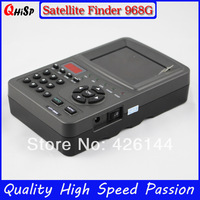 Free  sweden post  top quality satellite  finder meter KPT-968G HD for TV Receiver  Set Top Box  Sat Monitor MPEG4 HD signal