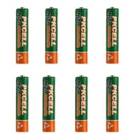 10pcs  Ni-Zn  1.6v AAA900mWh Rechargeable Battery High Quality, Environment-friendly
