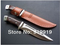 BUCK Fixed Blade Knives Outdoor Camping Hunting Survival Knife Free Shipping