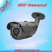 Hot sell CCTV IP Camera/960P 1.3 Megapixel Outdoor Waterproof IR Web Camera, Support Onvif 2.0 EC-IP3311