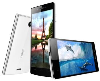 "Iocean X7 HD MTK6582 quad 1.3G 5""IPS 1280x720 Dual sim WCDMA Android 4.2 Google play +Mutli lauguage"