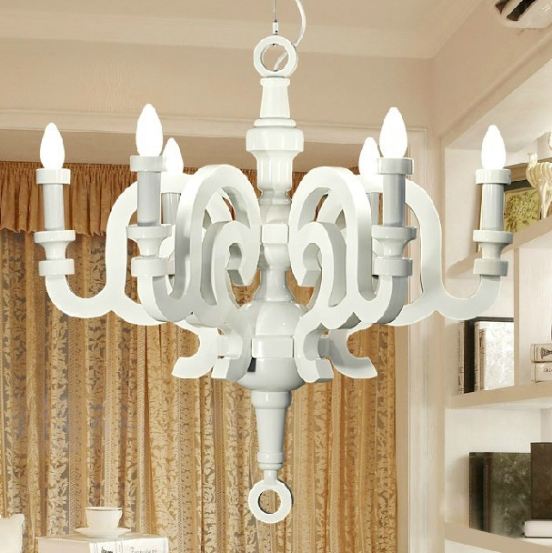 lampadario provenzale : white wood chandelier Reviews - Online Shopping Reviews on white wood ...