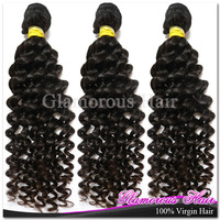 Princess Hair Products 3pcs/lot 8''-34'' Best Quality virgin Peruvian hair extension deep wave dhl free shipping