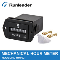 Free Shipping!Truck Tractor Diesel Outboard Engine Hour Meter