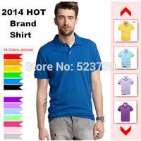 2014 summer brand t shirt,New Mens T Shirt, Free shipping Men's Short Sleeve t shirt slim fit,drop shipping
