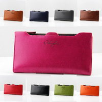 Free shipping Hot sale wallet Letter print wallet Top quality PU wallet new arrival Retail and whole sale N1210-32
