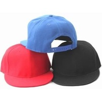 Wholesale Cheap 2013 Fashion Snapback Baseball Hat Cap man women  Plain  Blank Flat Bill Visor Ball Sport  hip-hop Strapback hat