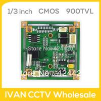 "1/3"" CMOS AR0130+AP100 900TVL Camera Board 0.01LUX for CCTV Security Camera DIY free shipping"