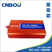 1500W 36v 110v pure sine wave power inverter off grid