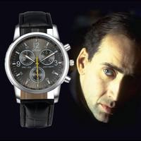 2014 new hot sale fashion Sports Luxury Trendy White Round Dial Leather strap Watches men sports watches men luxury brand
