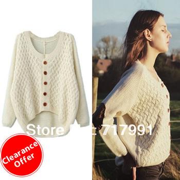 Long Boucle Wrap Sweater Knitting Pattern | FaveCrafts.com