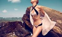 Free Shipping New Arrival Bikini push up bathing suit tops Swimsuit fashion Women's swimwear Drop shipping 1162G