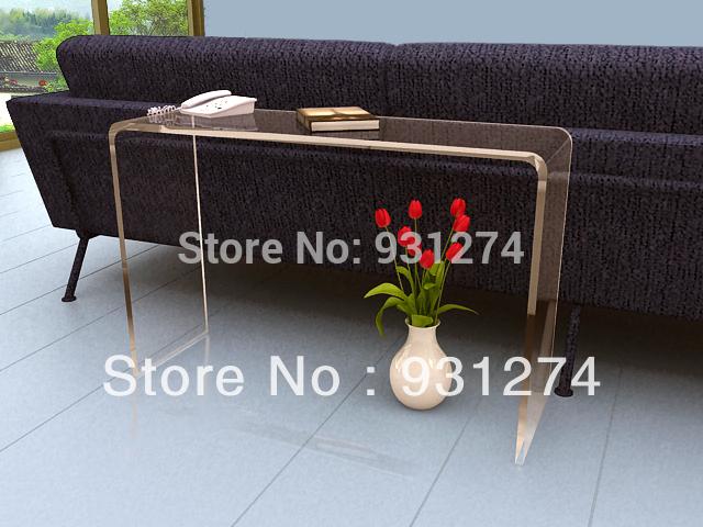 Acrylic Corner Desk Table,lucite Corner Desk