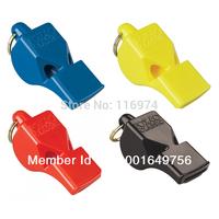 300pcs/lot FOX Classic Whistle Life Saving Whistle