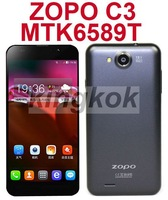 ZOPO C3 5.0'' Full HD 1920x1080 Screen Android 4.2 Smart Phone with  13MP Camera and MTK6589T 1.5GHz Quad Core 16GB ROM