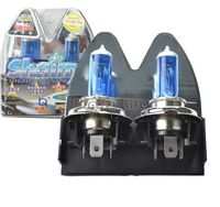 New 2013 2x 9003 H4 6000K Xenon Car HeadLight Bulb Halogen Light Super White #005 2717