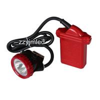 Christmas Gift New Cordless LED Miners Lamp Mining Light Headlamp Led Headlight