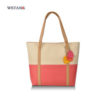 Han edition into joining together the summer recreation bag joker character temperament of white-collar women's shoulder bag