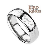 Free Shipping Mix Lot The Paired Men Women's Ring Fashion The Lord Of The Rings 2014 (Size 6,7,8,9,10,11)