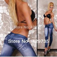 Lots Sale Women's Fashion Leggings Stretch Skinny Leg Pants Jeggings Cheap price free shipping