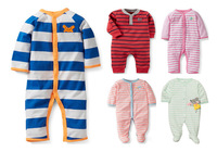 baby rompers baby boys girls kids pajamas long sleeve winter warm romper reima sleep&play the next