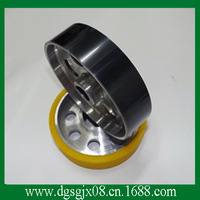 coating ceramic pulley /Hard Oxygen  finish