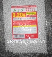 1000pcs x 6mm bb bullet Toy gun plastic bullets ejection bb artificial toys rubber cartridge