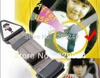 2pcs/Lot  Free Shipping Hot Sale Children Seatbelt Clip/Baby Car Seatbelt Adjuster