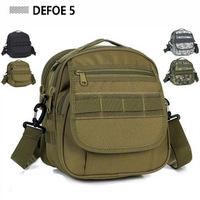 Large Shoulder Messenger Crossbody iPad Bag Ultra-light Hunting Range Soldier Ultimate Stealth Heavy Duty Carrier Free Shipping