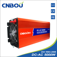 """Free shipping ""5000w high frequency ,pure sine wave ac inverter"
