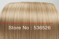 "Top quality Sexy pop fashion  Clip-in On Hair Extension, Synthetic Hair,16""18""20""22""24""26""10pcs/ # 27/#613-Mixed color"