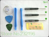 REPAIR PRY KIT OPENING TOOLS  5 Point Star Pentalobe Screwdriver Sticke Repair Tools set for iPhone 4 4G 4S