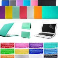 "For MacBook Pro 13.3""/Pro 15.4''inch Transparent Anti Glare Hard Cover Case +US version Silicone  Keyborad Cover skin"