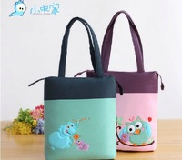 High Quality Soft Cotton Mommy  Shoulder Bags Mommy Nappy Bags Energetic Fashion Bag Young Lady Bag Free Shipping