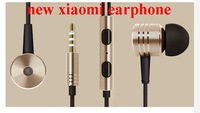 Top Quality  xiaomi Piston Earphone Headphone  with Remote & Mic For xiaomi  Phones