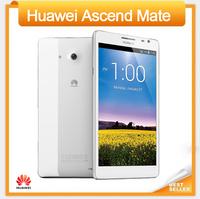 "Huawei Ascend mate MT1-U06 Original Mobile phone 6.1"" quad core Panel K3V2 2GB RAM 8GB ROM WCDMA 3G Android 4.1 Mutli-langauge"