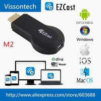 NEW Vsmart V5 tv stick Miracast WiFi Display ipush EZCast HD Media player Streamer Android Airplay better than mk808 mk888