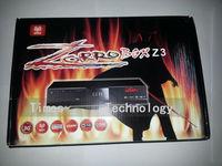 ZORROBox Z3 digital satellite receiver  Insert Sim Card ,one year cccam account for Africa market ,zorro box z3 ,free shipping