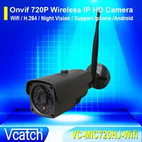 Vcatch ONVIF 720P HD Mini IP Wifi Camera 1.0MP Wireless Network CCTV IR Night Vision Home Security Surveillance Camera