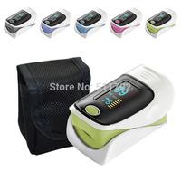 New Alarm setting!Health care CE FDA SH-C2 OLED Finger Pulse Oximeter Blood Oxygen SpO2 Saturation PR Oximetro Monitor with case