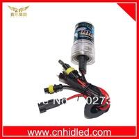 Free shipping h3 xenon hid bulbs lamp lamps auto xenon headlight h1  h4 h7 h8 h9 h10 h11 9005 hb3 9006 hb4 4300k 6000k all color