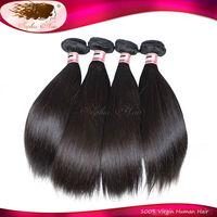 6A Rosa Hair Products Brazilian Virgin Hair Straight Cheap Remi Human Hair Weave Bundl Wholesale 4/5 Pc Straight Brazillian Hair