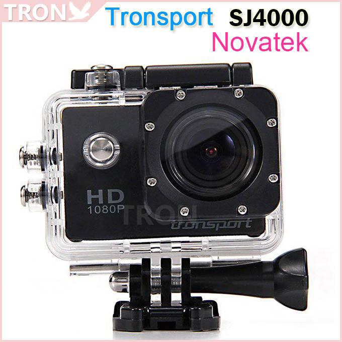 "Original Tronsport SJ4000 Waterproof HD Camera mini camcorders Sport DV for Gopro Sport DV Novatek 1.5"" LCD 12.0 MP H.264(China (Mainland))"