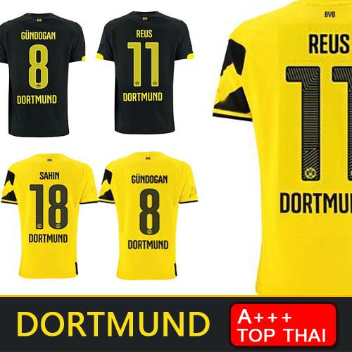A+++ Top Thai quality Borussia Dortmund 14 15 REUS Gundogan camisa borussia dortmund soccer jersey 2015 football Shirts Trikot(China (Mainland))