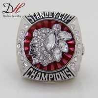 Hot selling Sport Fans Jewelry 2013 Chicago Black hawks Stanley Cup Championship Ring for men ring on sale CR-20449