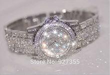2015 Hot Sales Women Rhinestone Watches Fashion Diamond Dress Watch High Quality Lady Wristwatches Luxury Quartz