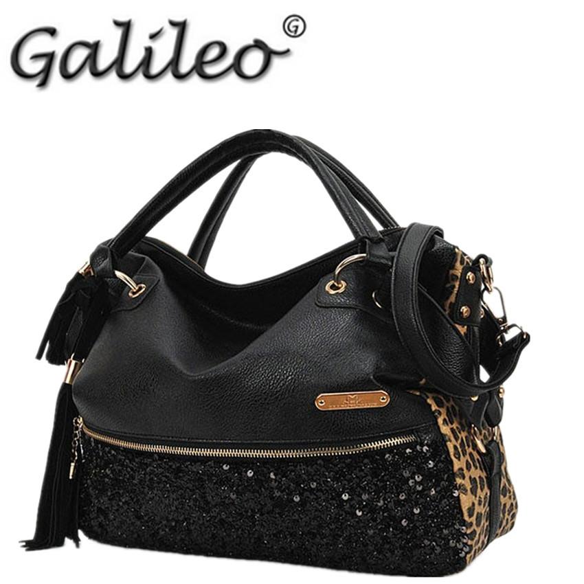 2014 New Hot Sale Hot Tassel PU Bags Women Handbags Brand Fashion Bags Sports Shoulder Bag free shipping(China (Mainland))
